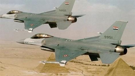 Egypte: L'armée de l'air détruit un convoi d'armes à la frontière avec la Libye
