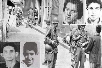 Les révolutionnaires de la Casbah: documentaire sur le parcours militant de Ali, Hassiba, Mahmoud et le petit Omar