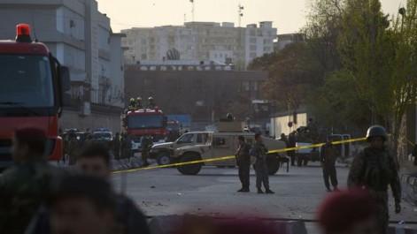 Afghanistan: 32 morts dans l'attaque d'un centre de police