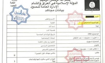 [Documents] Ces terroristes algériens de Daech qui retournent en Europe