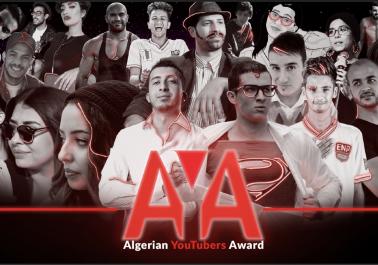 ALGERIAN YOUTUBERS AWARD