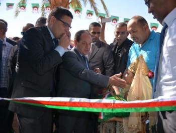 Le DG d'Algérie Poste à Adrar : des nouveautés pour la modernisation des services