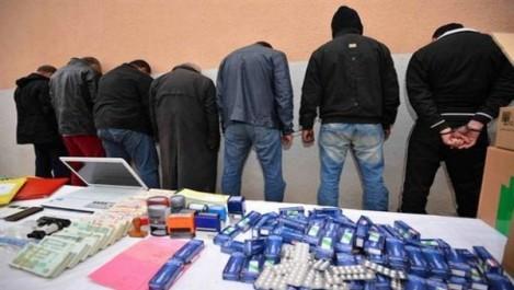 Trafic de drogueUn: réseau national démantelé à Sidi Bel-Abbès