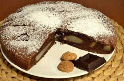 Gâteau poire/ chocolat : la meilleure recette