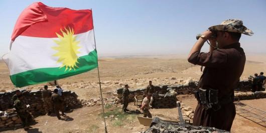 L'Irak déploie des chars à la frontière avec le Kurdistan