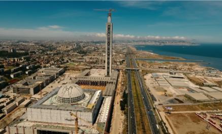 Pour la Grande mosquée d'Alger, le plus grand tapis du monde et une dérogation spéciale