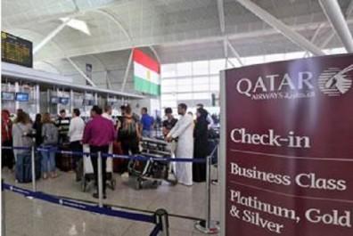 Soumis à un blocus aérien : Le Kurdistan irakien de plus en plus isolé