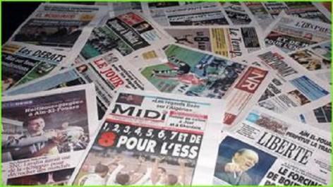 Message du président Bouteflika à la presse algérienne : «Soyez au service de la Patrie!»
