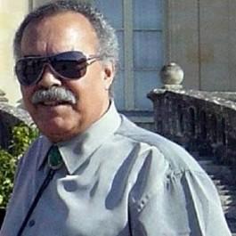 Abdelkader saâdallah , Président de gass  (Geoafricasciences society ), à l'expression : «Le plus grand barrage du monde est sous le Djurdjura»