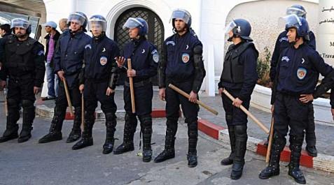 Tébessa : La police fait son bilan