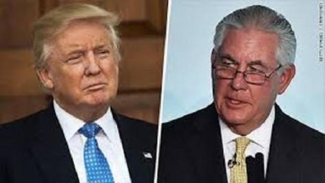 """Rex Tillerson a traité Trump de """"débile"""" et menacé de démissionner durant l'été"""