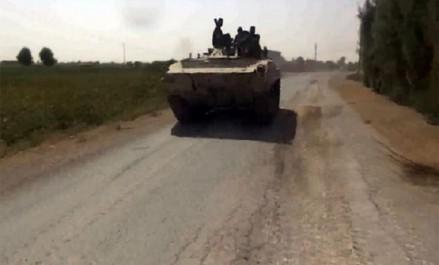Syrie: les forces gouvernementales reprennent Mayadine, fief de l'EI