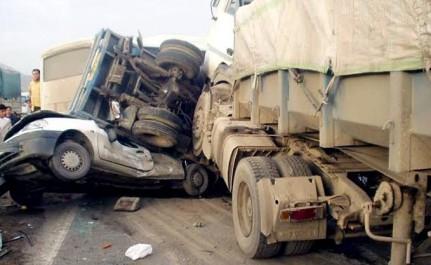 El Bayadh : Un mort et trois blessés graves dans une collision
