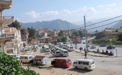 Rejet de candidatures à béjaia : Marche de protestation à Tazmalt