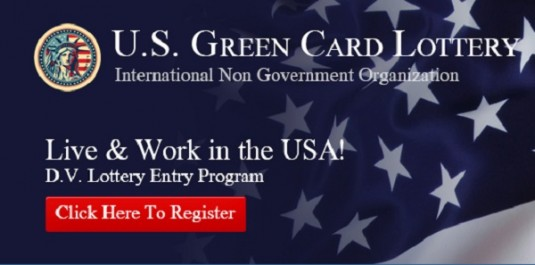 L'ambassade US : Les inscriptions de la Green Card 2019 commencent mardi