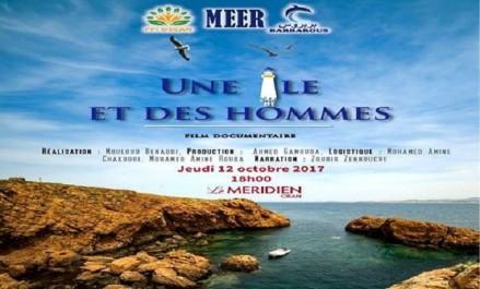 Une île et des hommes: un film documentaire pour la préservation de l'île Plane
