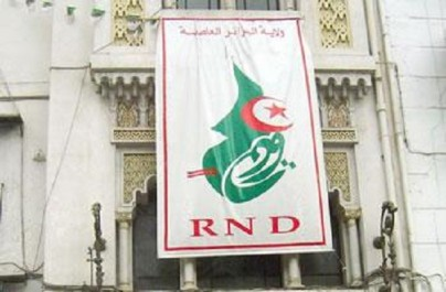 """Le RND souhaite que les Algériens de France deviennent un """"lobby économique et politique"""""""