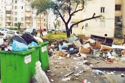 Au même titre que Béjaia et Akbou: Kherrata peine à collecter les ordures ménagères