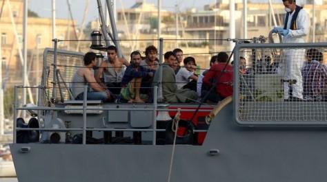 Naufrage de migrants en Tunisie: au moins 34 morts
