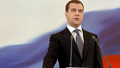 Le premier ministre russe  Dmitri Medvedev  : «L'Algérie est un Etat-clé en Afrique»