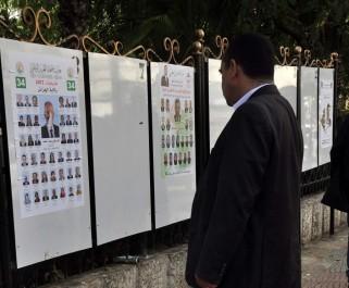 Constantine – Elections locales : Tirage au sort pour l'affectation de numéros sur les panneaux