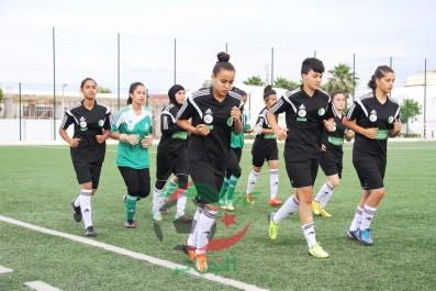 Football: Pas plus de trois joueuses évoluant à l'étranger en équipe nationale