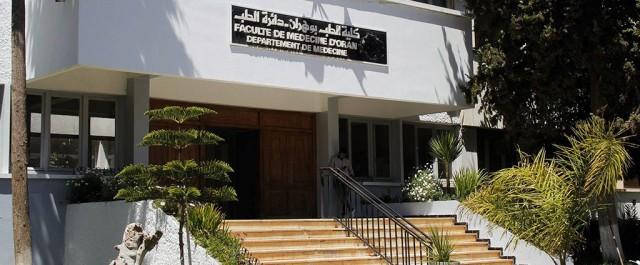 Incompréhension à la Faculté de médecine d'Oran Le concours national de résidanat en médecine annulé