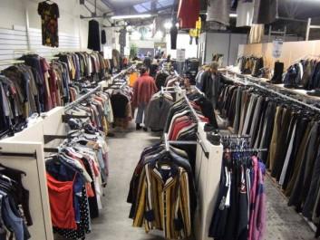 L'APC d'Oran opte pour une structure moderne: Vers le réaménagement du marché de la friperie d'El Hamri