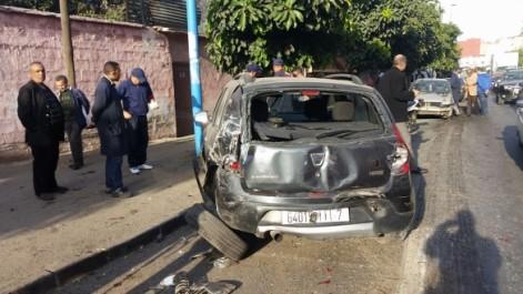 El Bayadh : Neuf morts dans des accidents en milieu urbain
