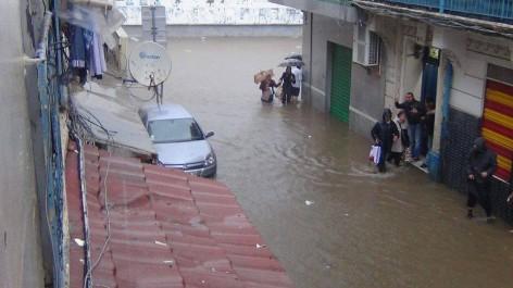 Constantine : En prévision de la saison des pluies : Nouveau plan contre les inondations