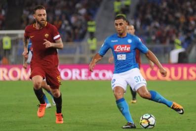 Naples impuissant face à Manchester City. Première pour Ounas en LDC