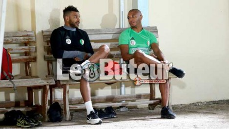 Ghoulam et Brahimi forfaits pour le Cameroun !