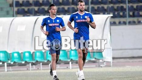 JSK – USMH Aujourd'hui à 17h00 / Saâdou : «Je suis à 100% prêt, la décision finale  revient au coach»