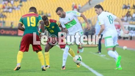 L'Algérie, plus faible  équipe des éliminatoires