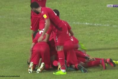 Qualifs Mondial 2018 : La Tunisie aux portes de la Russie après sa victoire face à la Guinée
