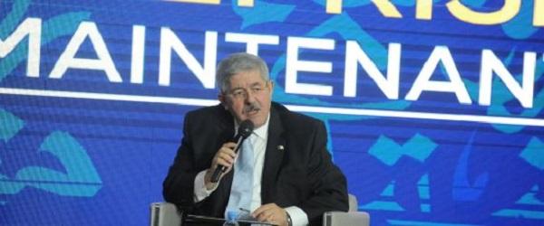 Université du FCE: Ahmed Ouyahia tente de rassurer les chefs d'entreprises et les investisseurs