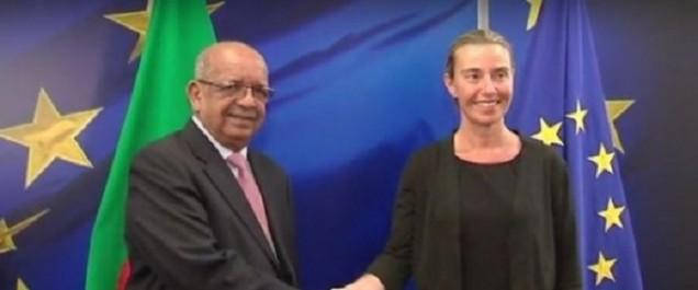 Sécurité régionale et lutte contre le terrorisme: l'UE veut renforcer sa coopération avec l'Algérie