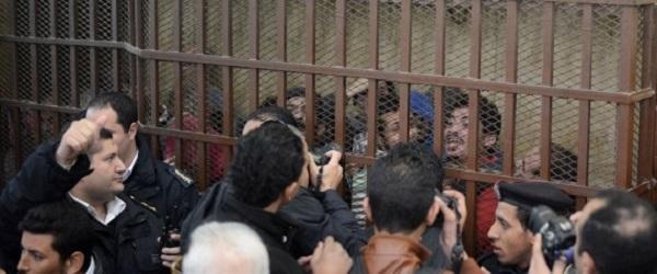 Brutale campagne policière contre les homosexuels en Egypte