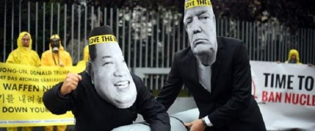 Nobel de la paix: l'ICAN s'en prend vivement à Trump