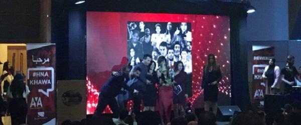 Mademoiselle S, Mourad Oudia et Dz Joker primés au premier Algerian Youtubers Awards