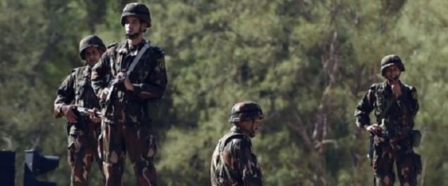 Une casemate pour terroristes détruite à Boumerdes