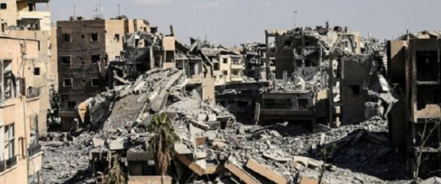 Syrie: à Raqa, un des derniers fiefs de l'EI s'écroule, des dizaines de «jihadistes» se rendent