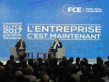 « L'Etat algérien va se désengager de la sphère économique dans 10 ans », selon Ouyahia
