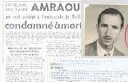 Il était le compagnon de cellule 13 de Ahmed Zabana: Arav Awaqour est décédé