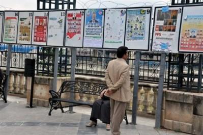 Préparatifs de la campagne électorale : Onze salles pour les meetings et 119 sites d'affichage